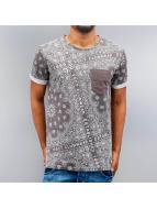VSCT Clubwear t-shirt Bandana Pocket zwart