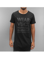 VSCT Clubwear Tall Tees Monochrome Long schwarz