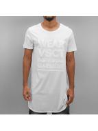 VSCT Clubwear Tall Tees Monochrome Long valkoinen