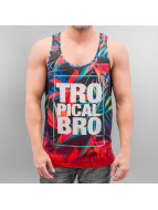 VSCT Clubwear Tanktop Tropical Bro bont