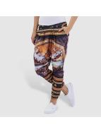 VSCT Clubwear tepláky The Sacred Low Crotch Jersey pestrá