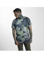 VSCT Clubwear Tričká Triangle Logo maskáèová