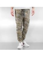 VSCT Clubwear Verryttelyhousut Raw Edge camouflage