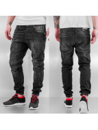 Walker Antifit Jeans Bla...