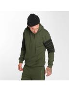 VSCT Clubwear Zip Hoodie Oiled khaki