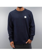 Wemoto Пуловер Box синий
