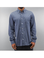 Wemoto Hemd Shaw blau