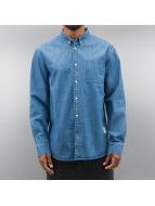Wemoto overhemd Raylon blauw