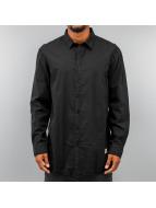 Wemoto overhemd Arlington Long zwart