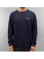 Wemoto Pullover Easy Chest blau