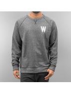 Wemoto Pullover Wade Chest noir
