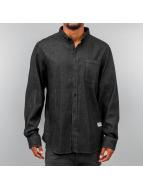 Wemoto Skjortor Raylon Button Down svart