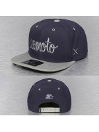 Wemoto Snapback Cap Script blau