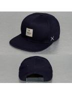 Wemoto Snapback Cap Flag blau