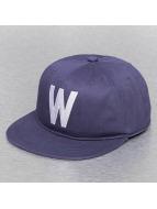 Wemoto Snapback Cap Boston blu