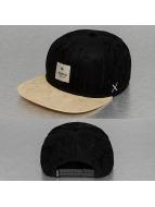 Wemoto snapback cap Flag zwart