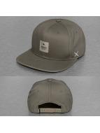 Wemoto Snapback Caps Flag grå