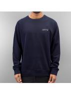 Wemoto Swetry Easy Chest niebieski
