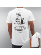 Wemoto T-shirt Slinkys bianco