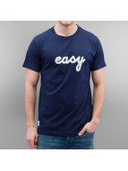 Wemoto T-shirt Easy blå