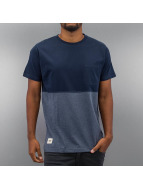 Wemoto T-Shirt Shorty bleu
