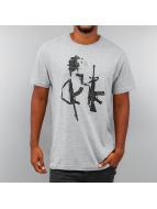 Wemoto T-Shirt Ak grau