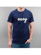 Wemoto T-skjorter Easy blå