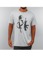 Wemoto T-skjorter Ak grå