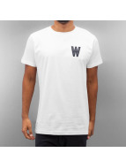Wemoto T-skjorter Enid hvit