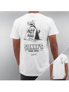 Wemoto T-skjorter Slinkys hvit