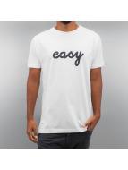 Wemoto T-skjorter Easy hvit