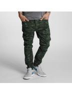 Who Shot Ya? Antifit jeans Genius kamouflage