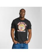 Who Shot Ya? Camiseta TrueCrewLove negro