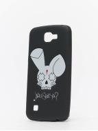 Who Shot Ya? Handyhülle Bunny Logo LG schwarz