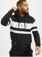 Who Shot Ya? Hoody Black And White schwarz