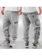 Who Shot Ya? joggingbroek Paris grijs