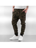 Who Shot Ya? Jogginghose Anti Fit olive