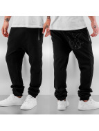 Who Shot Ya? Jogginghose Basic schwarz