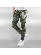 Who Shot Ya? Leggings/Treggings Sisco kamuflasje