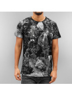 ? Peace T-Shirt Black/Whi...