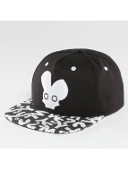 Who Shot Ya? Snapback Cap Zebra black