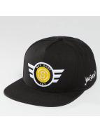 Who Shot Ya? snapback cap S-Cap zwart