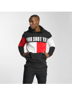 Who Shot Ya? Sweat à capuche This Tao rouge