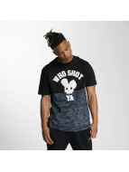 Who Shot Ya? T-Shirt Darkcamou black