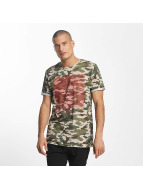 Who Shot Ya? T-Shirt Gunshot camouflage