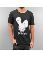 Who Shot Ya? T-Shirt Logo noir