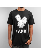 Who Shot Ya? T-Shirt AMK noir