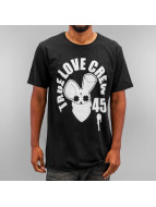 Who Shot Ya? T-Shirt True Love Crew 45 noir