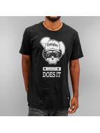 Who Shot Ya? T-Shirt Easy schwarz