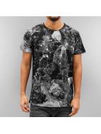 Who Shot Ya? T-Shirt Peace schwarz